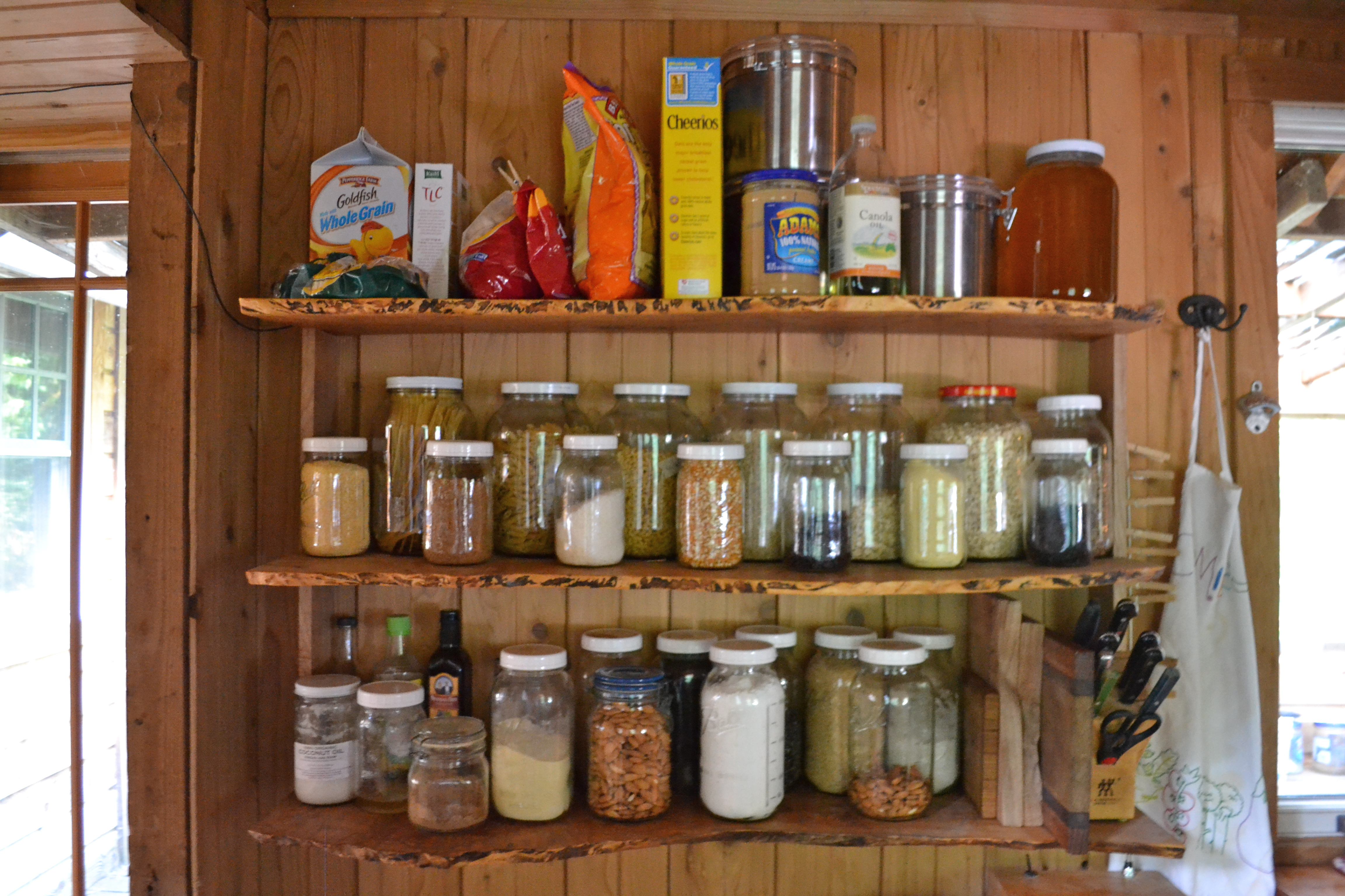 Cabin Kitchen A Tour Of The Cabin Kitchen And Bathroom
