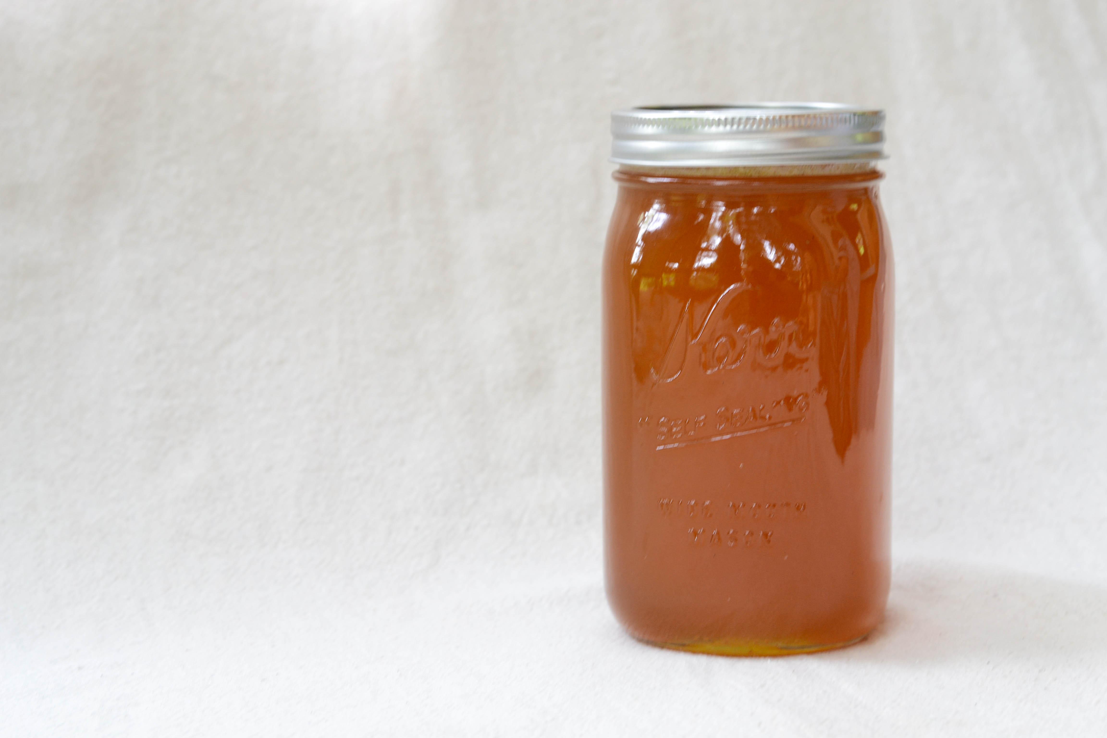 Simply excellent Lick jar honey