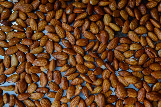 almonds // Wayward Spark