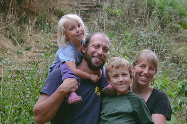 Storch family // Wayward Spark