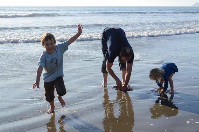 Stinson Beach // Wayward Spark
