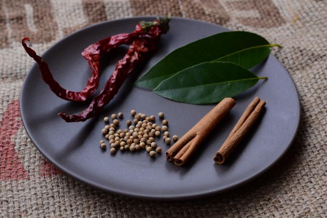 spices // Wayward Spark