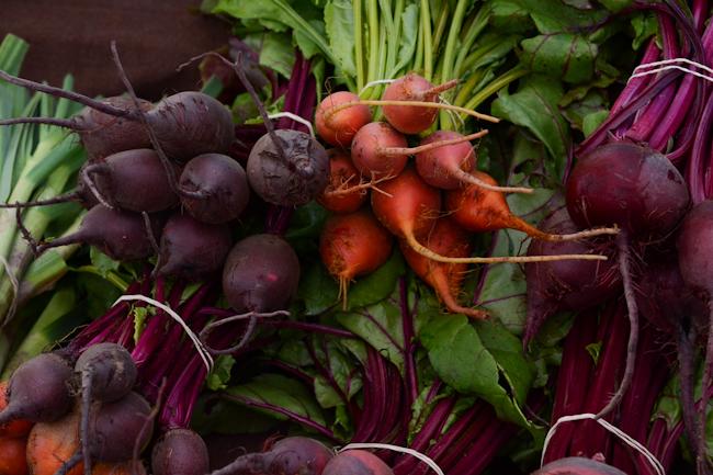 Corvallis Farmers' Market // Wayward Spark