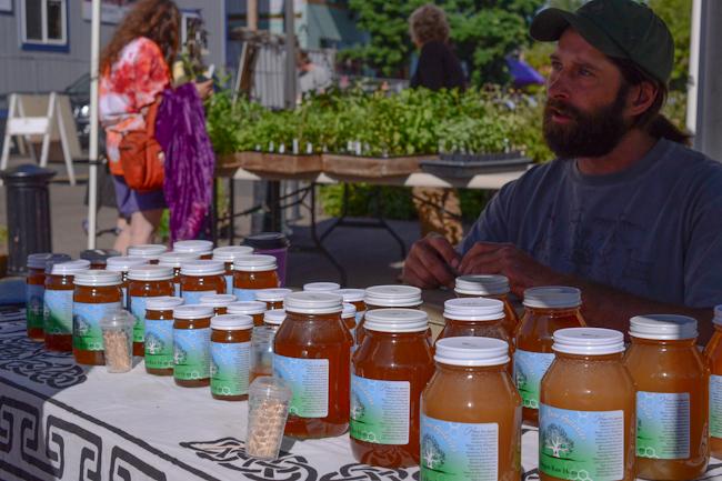 Corvallis Saturday Farmers' Market // Wayward Spark