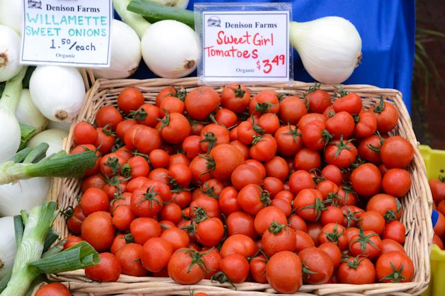 tomatoes // Wayward Spark