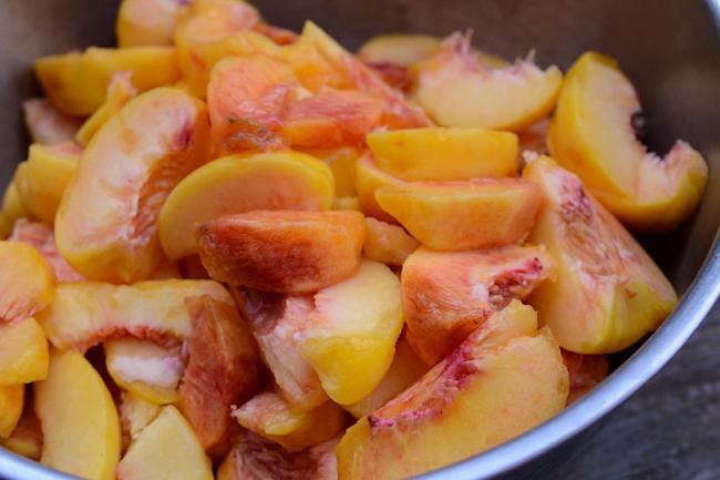 peaches // Wayward Spark