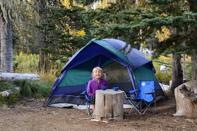 camping // Wayward Spark