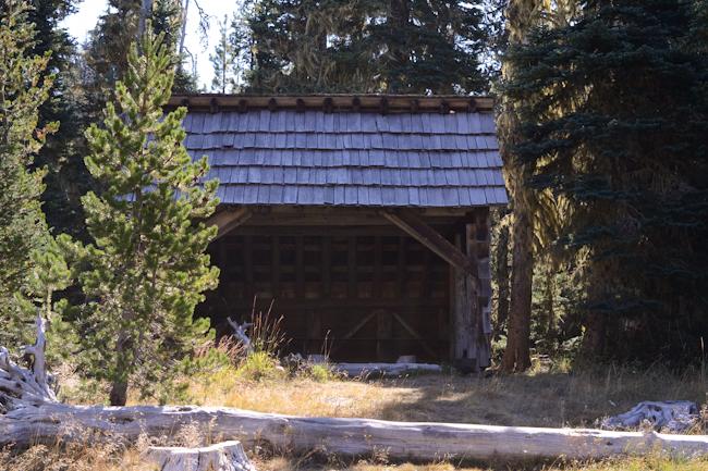 shelter at Hand Lake // Wayward Spark