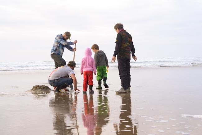 Oregon Coast // Wayward Spark