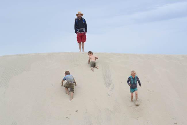 Florence dunes // Wayward Spark